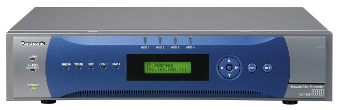 Panasonic IP 32 Kênh WJ-ND300A