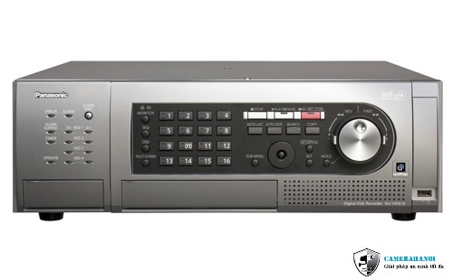 Panasonic 16 Kênh WJ-HD616