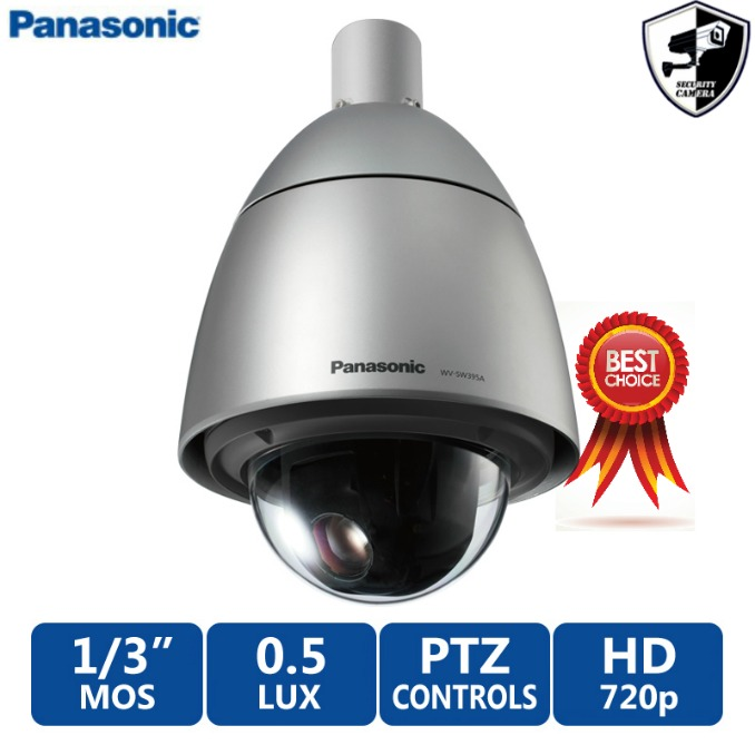 Panasonic HD Dome Network WV-SW395
